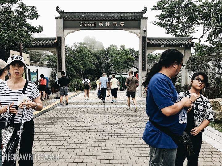 Hong Kong: Ngong Ping Village and Mongkok