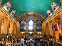 Grand Central Station is a movie scene favorite!